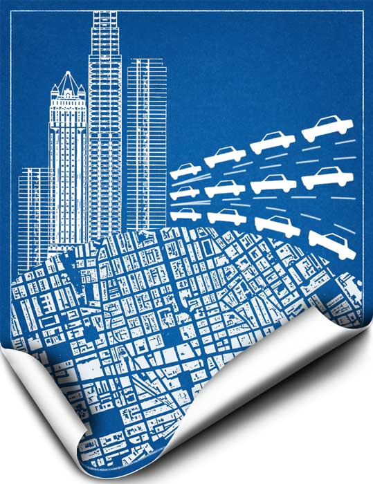 Urbanization-illustration