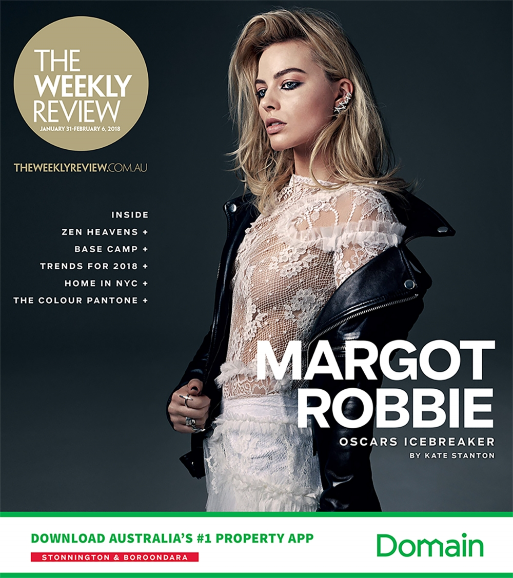 Margot Robbie The Weekly Review